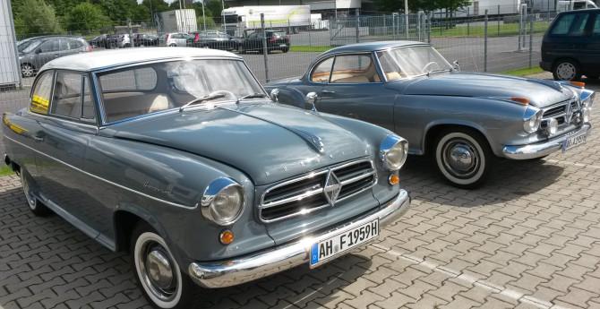 Autoshow am Wochenende